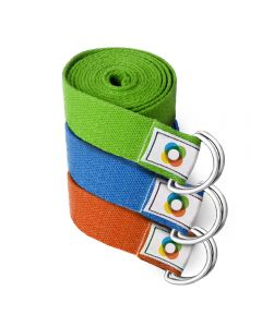 Set of Sprite Yoga Straps